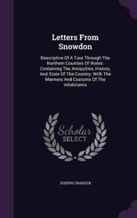 Letters from Snowdon