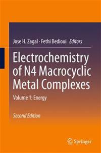 Electrochemistry of N4 Macrocyclic Metal Complexes