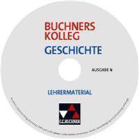 Buchners Kolleg Geschichte Ausgabe N. Lehrermaterial