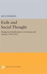 Exile and Social Thought