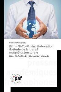 Films Ni-Co-MN-In