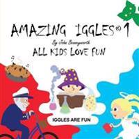 Amazing Iggles 1 - Five Books in One