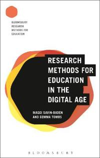 Research Methods for Education in the Digital Age