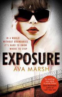 Exposure - the most provocative thriller youll read all year