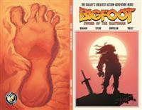 Bigfoot: Sword of the Earthman Volume 1