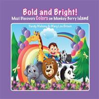 Bold and Bright: Mozi Explores Colors on Monkey Berry Island