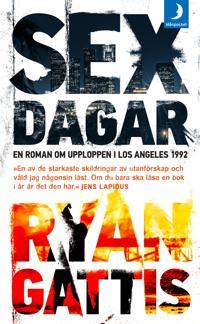 Sex dagar : en roman om upploppen i Los Angeles 1992