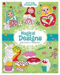 Magical Designs and Color-By-Numbers