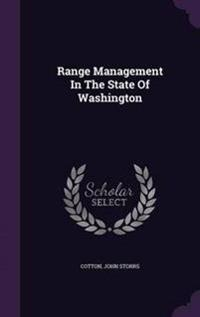Range Management in the State of Washington