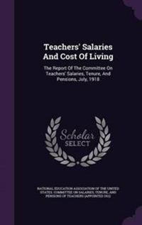 Teachers' Salaries and Cost of Living