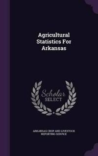 Agricultural Statistics for Arkansas
