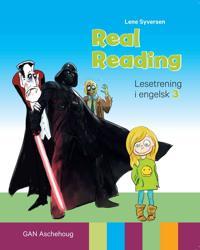 Real reading; lesetrening i engelsk 3 - Lene Syversen   Ridgeroadrun.org