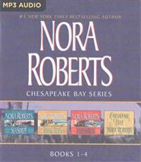 Nora Roberts - Chesapeake Bay Series: Books 1-4: Sea Swept, Rising Tides, Inner Harbor, Chesapeake Blue