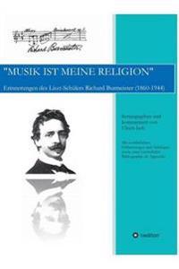 """""""Musik Ist Meine Religion"""""""
