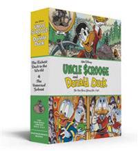 Walt Disney Uncle Scrooge and Donald Duck: The Don Rosa Library, Vols. 5 & 6: Gift Box Set