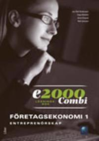 E2000 Combi Fek 1/Entreprenörskap Lösningsbok