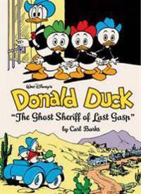Walt Disney's Donald Duck: Ghost Sheriff of Last Gasp