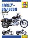 Harley-Davidson Sportster '70 to '13 Repair Manual