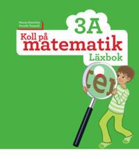 Koll på matematik 3A Läxbok