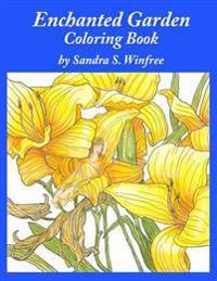 Enchanted Garden: Enchanted Garden: Coloring Book