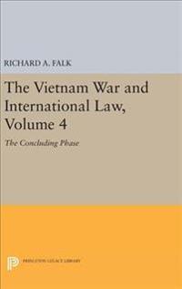 The Vietnam War and International Law