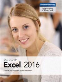 Microsoft Excel 2016; opplæring for norsk programversjon