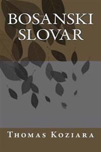 Bosanski Slovar