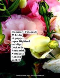 Blommor I Fotografi 25 Bilder På Papper Super Digitized Ensidiga Lockande Romantisk Nostalgisk Konstig Vacker