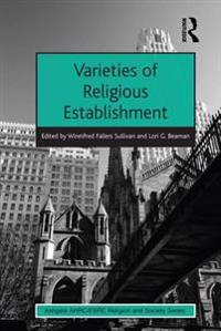 Varieties of Religious Establishment
