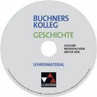 Buchners Kolleg Geschichte Ausgabe Niedersachsen  Abitur 2018 Lehrermaterial