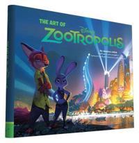 Art of Zootropolis