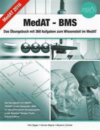 Medat Bms - Das Ubungsbuch Mit 360 Aufgaben Zum Wissensteil Im Medat