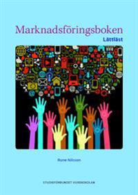 Marknadsföringsboken (lättläst)