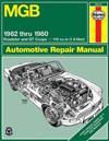Mgb Automotive Repair Manual