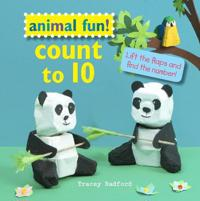 Animal Fun  Count to 10 - Tracey Radford - böcker (9781782494003)     Bokhandel