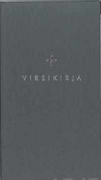 Virsikirja (kirkkovirsikirja KV946SL, 115x190 mm, kovakantinen, tummanharmaa)