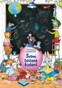 Seikkailujen lukukirja suomi toisena kielenä