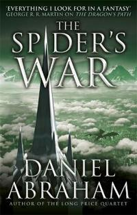 Spiders war - book five of the dagger and the coin