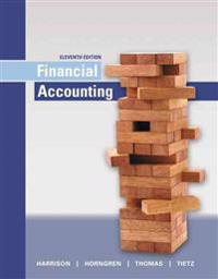 Financial Accounting Plus Myaccountinglab with Pearson Etext -- Access Card Package