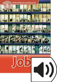Oxford Read and Discover: Level 2: Jobs Audio Pack