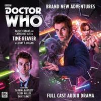 Tenth Doctor - Time Reaver