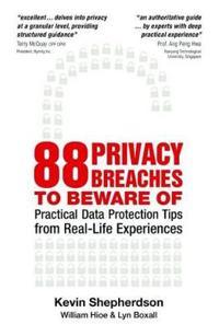 88 Privacy Breaches to Beware of