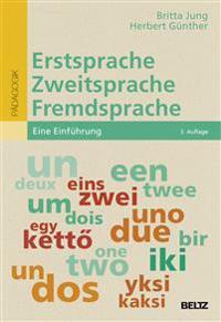 Erstsprache, Zweitsprache, Fremdsprache