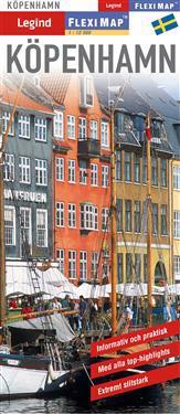 Köpenhamn - Fleximap