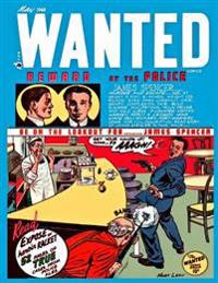 Wanted Comics #13