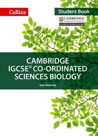 Cambridge IGCSE (R) Co-ordinated Sciences Biology Student Book