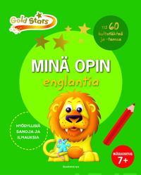 Gold Stars - Minä opin englantia