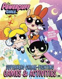 Superhero Crime-Fighting Games & Activities