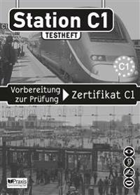 Station C1 - Testheft inkl. MP3-CD