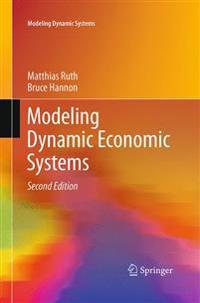 Modeling Dynamic Economic Systems